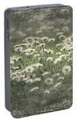 Beautiful Daisies Portable Battery Charger