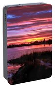 Beautiful Evening Portable Battery Charger