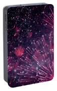Beautiful Fireworks 12 Portable Battery Charger
