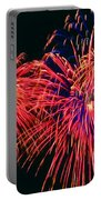 Beautiful Fireworks 14 Portable Battery Charger