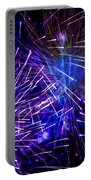 Beautiful Fireworks  3 Portable Battery Charger