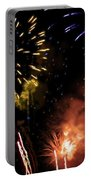 Beautiful Fireworks 5 Portable Battery Charger