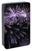 Beautiful Fireworks 7 Portable Battery Charger
