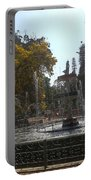 Beautiful Fountain In Lal Bagh Portable Battery Charger