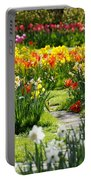 Beautiful Garden Portable Battery Charger