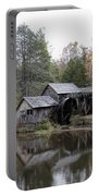 Beautiful Historical Mabry Mill Portable Battery Charger