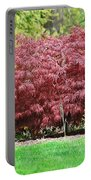 Beautiful Japanese Maple Portable Battery Charger