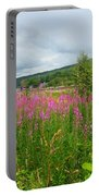 Beautiful Lochaline Landscape Portable Battery Charger