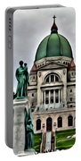 Beautiful Montreal Church Portable Battery Charger