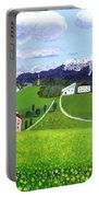 Beautiful Norway Portable Battery Charger