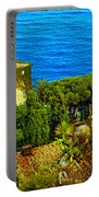 Beautiful Sicily Portable Battery Charger
