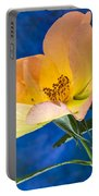 Beautiful Single Rose Portable Battery Charger