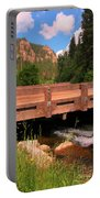 Beautiful Spearfish Canyon Portable Battery Charger
