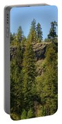 Beautiful Spring Day In Spokane Portable Battery Charger