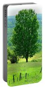 Beautiful Pennsylvania Summer Scene - Colorful Landscape - Painting Like Portable Battery Charger