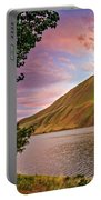 Beautiful Sunrise Portable Battery Charger by Robert Bales