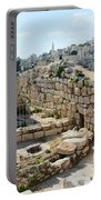 Beautiful Taybeh Village Portable Battery Charger