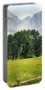Beautiful Yosemite Meadow Portable Battery Charger