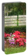 Beauty At Pelican Cove Portable Battery Charger