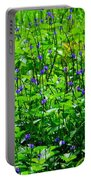 Beauty In The Meadow Portable Battery Charger