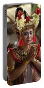 Beauty Of The Barong Dance 1 Portable Battery Charger