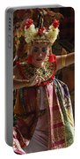 Beauty Of The Barong Dance 2 Portable Battery Charger