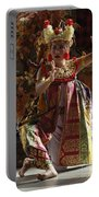 Beauty Of The Barong Dance 3 Portable Battery Charger