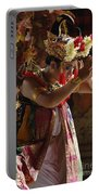 Beauty Of The Barong Dance 4 Portable Battery Charger