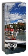 Beauty Of The Harbor Portable Battery Charger