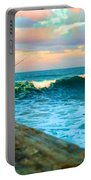 Beauty Of The Pier Portable Battery Charger