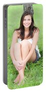 Beauty Portrait Portable Battery Charger