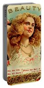 Beauty Vintage Cigar Advertisement  Portable Battery Charger