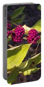 Beautyberry Portable Battery Charger