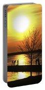 Beaverton Sunrise Portable Battery Charger