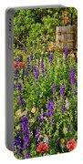 Becker Vineyards' Flower Garden Portable Battery Charger