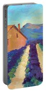 Bedoin - Provence Lavender Portable Battery Charger