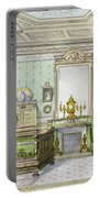Bedroom In The Renaissance Style Portable Battery Charger