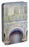 Bedroom Of The Moorish Kings In Real Alcazar Portable Battery Charger