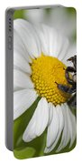 Bee And Daisy Portable Battery Charger