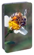 Bee- Extracting Nectar Portable Battery Charger