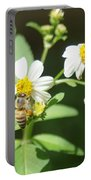 Bee-flower Pollen Portable Battery Charger