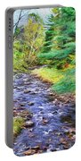 Beginning Autumn Changes Portable Battery Charger