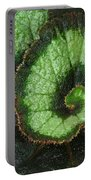 Begonia Leaf 2 Portable Battery Charger