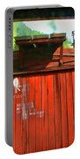 Behind The Boxcar  Silverton Durango Rail Portable Battery Charger