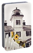 Behind The Lighthouse  Portable Battery Charger