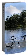 Belconnen Lake Portable Battery Charger