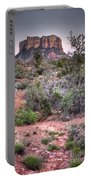 Bell Rock At Dusk Portable Battery Charger