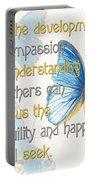 Bella Butterflies 1 Portable Battery Charger