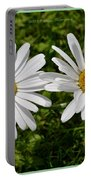 Bellis Perrenis Portable Battery Charger