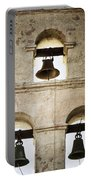 Bells Of Mission San Diego Portable Battery Charger